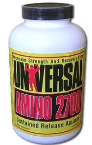 Аминокомплекс Universal Nutrition Amino 2700 (350 таблеток)