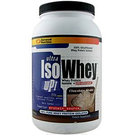 Фото 1 к товару Протеин Universal Nutrition Ultra Iso Whey (908 г)