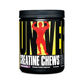 Креатин Universal Nutrition Creatine Chews (144 таблетки)