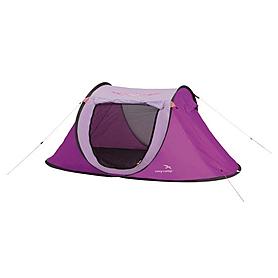 Фото 1 к товару Палатка двухместная Easy Camp Carnival Jester - Violet 300098