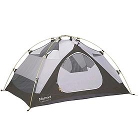 Фото 2 к товару Палатка трехместная Marmot Limelight 3p Tent hatch/dark cedar
