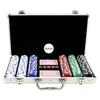 Набор для игры в покер, 300 фишек с номиналом - фото 1