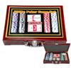 Набор для игры в покер, 200 фишек G-2314 - фото 1