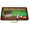 Набор игровой для покера, 300 фишек - уцененный* - фото 1