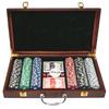 Набор игровой для покера, 300 фишек - уцененный* - фото 2