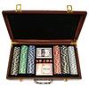 Набор игровой для покера, 300 фишек - уцененный* - фото 3