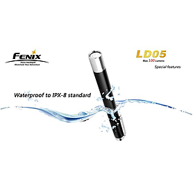 Фото 4 к товару Фонарь ручной Fenix LD05 Cree XP-E LED R2
