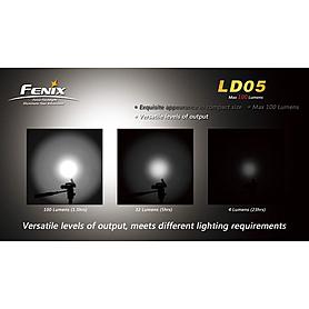 Фото 5 к товару Фонарь ручной Fenix LD05 Cree XP-E LED R2