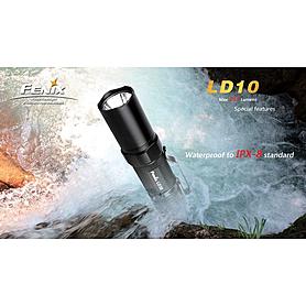 Фото 3 к товару Фонарь ручной  Fenix LD10 Cree XP-G LED R5
