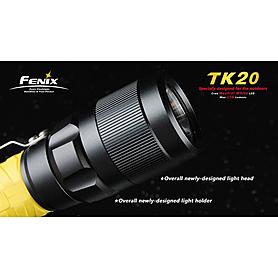 Фото 6 к товару Фонарь тактический Fenix ТК20 Cree XR-E LED Q3
