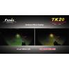 Фонарь тактический Fenix ТК20 Cree XR-E LED Q3 - фото 7