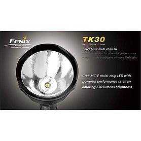 Фото 2 к товару Фонарь тактический Fenix TK30 Cree MC-E LED