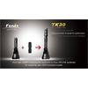 Фонарь тактический Fenix TK30 Cree MC-E LED - фото 4