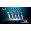Фонарь ручной FENIX E01 Nichia light GS Led - фото 3