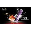 Фонарь ручной FENIX E01 Nichia light GS Led - фото 5
