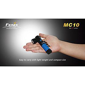 Фото 2 к товару Фонарь ручной Fenix MC10 OSRAM Golden Dragon Plus LED