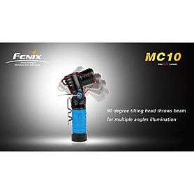 Фото 3 к товару Фонарь ручной Fenix MC10 OSRAM Golden Dragon Plus LED