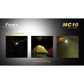 Фото 5 к товару Фонарь ручной Fenix MC10 OSRAM Golden Dragon Plus LED