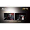 Фонарь ручной Fenix MC10 OSRAM Golden Dragon Plus LED - фото 6