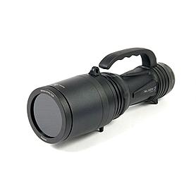 Фото 2 к товару Фильтр инфракрасный для фонарей Polarion
