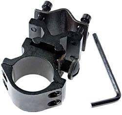 Крепление для фонаря на оружие 7 см