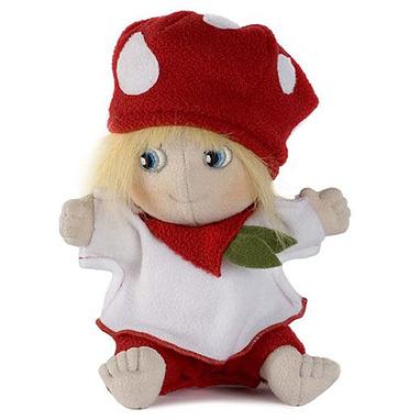 Кукла Rubens Barn «Мухоморчик»