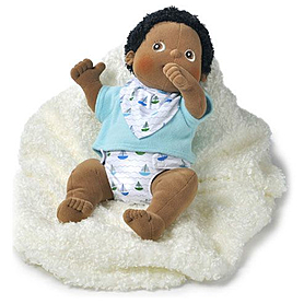 Фото 1 к товару Кукла Rubens Barn «Нилс»