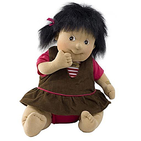 Фото 1 к товару Кукла Rubens Barn «Мария»
