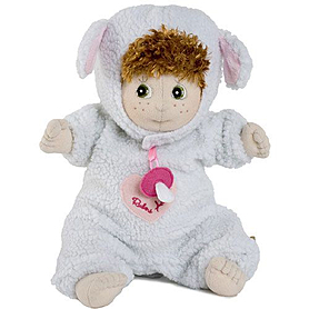 Фото 1 к товару Кукла Rubens Barn «Ягненок»