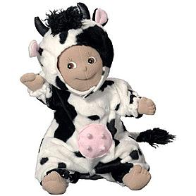 Фото 1 к товару Кукла Rubens Barn «Коровка»