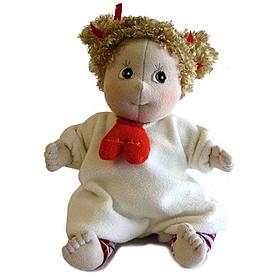 Фото 2 к товару Кукла Rubens Barn «Цыпленок»