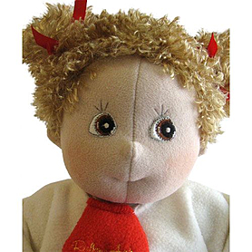 Фото 4 к товару Кукла Rubens Barn «Цыпленок»