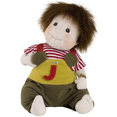 Кукла Rubens Barn «Маленький Эмиль»