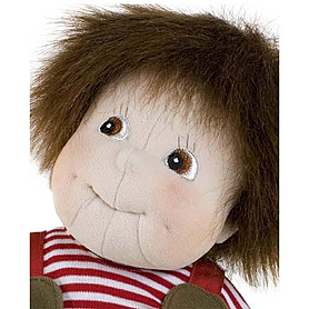 Фото 3 к товару Кукла Rubens Barn «Маленький Эмиль»