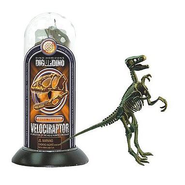 Игрушка скелет Велоцираптора Dino Horizons