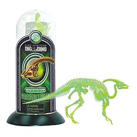 Фото 1 к товару Игрушка светящийся скелет Паразоролафа Dino Horizons