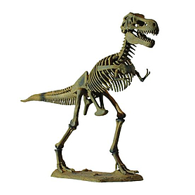 Фото 1 к товару Игрушка большой скелет Тиранозавра Dino Horizons