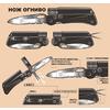 Нож складной Экспедиция «Нож-огниво» - фото 3