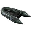 Лодка надувная моторная килевая Aquastar K320 зеленая - фото 3