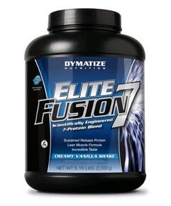 Протеин Dymatize Elite Fusion 7 (2,33 кг)