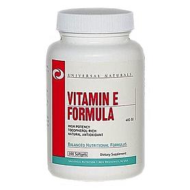 Витамин Е Universal Vitamin E - 400 (100 капсул)