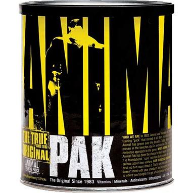 Комплекс витаминов и минералов Universal Animal Pak (15 пакетиков)