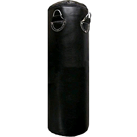 Мешок боксерский «Элит» (кожа) 140х33 см Украина