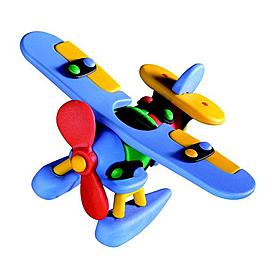 Фото 1 к товару Конструктор Mic-o-Mic Waterplane гидроплан