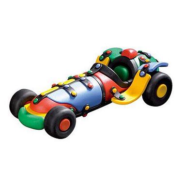 Конструктор Mic-o-Mic Racing  Car гоночный автомобиль