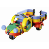 Конструктор Mic-o-Mic 3 Wheel Truck трехколесный грузовик - фото 1