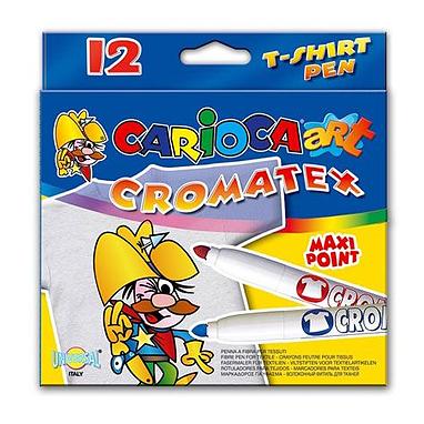 Фломастеры «Chromatex» от Carioca 12 шт