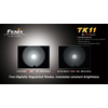 Набор (фонарь Fenix TK11, зарядное устройство, аккумулятор) +клипса на ремень в подарок - фото 6
