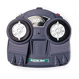 Фото 4 к товару Танк-амфибия радиоуправляемый «Blaster Trax» Soomo