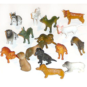 Фото 3 к товару Набор Dinky Dogs Собачки